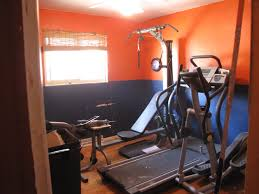 our workout room makeover oh save us from bad colors