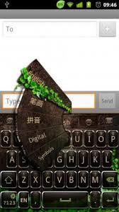 go keyboard apk go keyboard black green 2014 1 0 apk for android aptoide