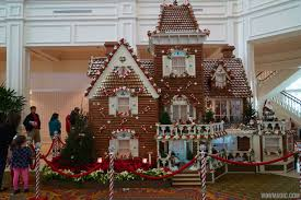 2014 grand floridian gingerbread house photo 1 of 14