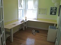 Building An L Shaped Desk Diy L Shaped Desk We Used This As Inspiration For Building Our