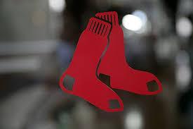 amazon com set of 2 boston sox custom socks design decal