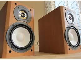 What Hifi Bookshelf Speakers Sony Ss Ccp500 Hi Fi Stereo Mini Bookshelf Speakers Orleans Ottawa