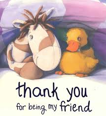 thank you quotes for friends thank you note to a friend