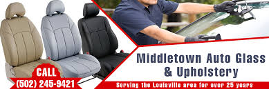 Upholstery Auto Middletown Glass Windshield Upholstery Headliners Repair