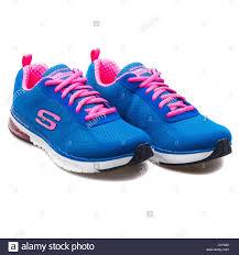 skechers skech air infinity blue and pink women u0027s running