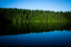 blue reflections wallpapers lake reflections 4 high resolution desktop wallpapers