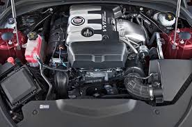 2014 cadillac cts test motor trend