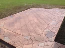 Pacific Decorative Concrete Stamped Concrete Real Help Custom Concrete Company Buffalo Ny