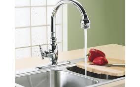 kohler forte kitchen faucet antique kohler cardale vibrant stainless kitchen faucet shop