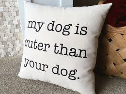 decorative dog themed pillows best decoration ideas for you
