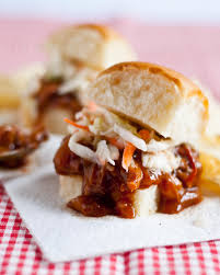 slow cooker sweet and spicy bbq pulled pork neighborfood