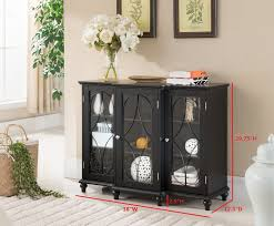 amazon com kings brand furniture wood storage sideboard buffet