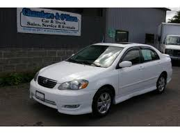 toyota corolla s 2005 for sale used 2005 toyota corolla s for sale stock t9 309 dealerrevs