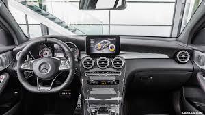 Mercedes Benz Interior Colors 2017 Mercedes Amg Glc 43 Coupé 4matic Color Obsidian Black