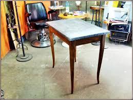 plan de travail cuisine en zinc plan de travail cuisine zinc avec meuble cuisine bois et zinc meuble