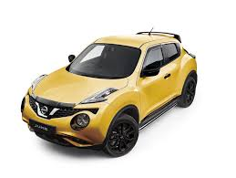 nissan yellow nissan juke colour change and retouching on behance