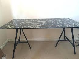 ikea glass top glass top desk ikea glass desk top ikea glass top desk dimensions