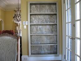 Silver Bookcase Johniveyrainey Silverleaf Bookcase
