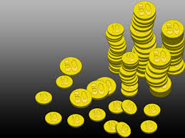 free money for economics finance backgrounds for powerpoint