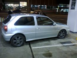 volkswagen hatchback custom i miss my old car vw gol tsi 2000 made in 97 it was lower