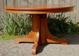 voorhees craftsman mission oak furniture gustav stickley vintage
