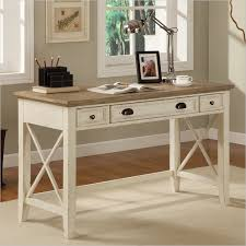 Small Vintage Writing Desk Furniture Vintage White Wooden Writing Desks For Small Spaces