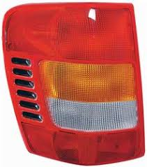 2002 jeep grand cherokee tail light tail light lens assembly 2002 jeep grand cherokee o reilly auto