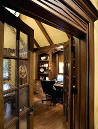 home office doors with glass glass home office doors conceptcreative info