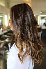 medium length hair with ombre highlights 12 flattering dark brown hair with caramel highlights hair