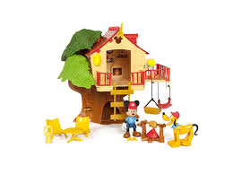mickey mouse club house tree house adventure co uk toys