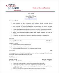 Business Sample Resume by 10 General Resumes Free Sample Example Format Download Free