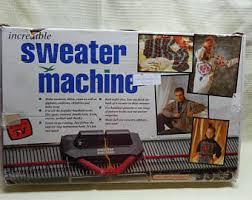 sweater machine innovations knitting machine brand in original box large