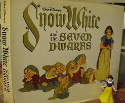book week snow white dwarfs