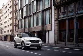 new volvo xc40 takes big suv style and stuffs it in a city