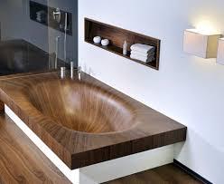 modern wood laguna modern wood bathtub by alegna decoholic