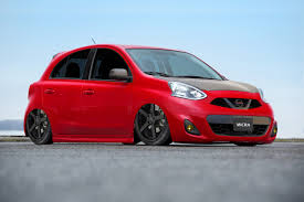stanced nissan was bored wheels tint slammed micra forum com