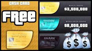 how to actually get free shark cards in gta 5 gta 5