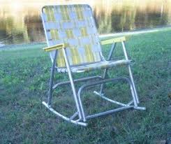 Aluminum Web Lawn Chairs Aluminum Folding Chairs Foter