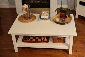 interior on rectangular wooden materials white painted as coffee
