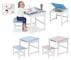 bureau bébé bois couleur bleu pupitre bureau et banc de travail en bois pour enfant