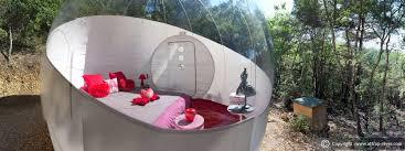 chambre bulles dormir dans une bulle à attrap rêves montagnac montpezat pour