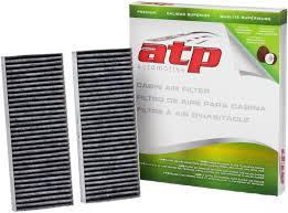 nissan pathfinder cabin filter atp automotive ra 39 carbon activated premium cabin filter