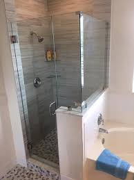 Shower Doors Unlimited Shower Doors Unlimited Door Panel Return