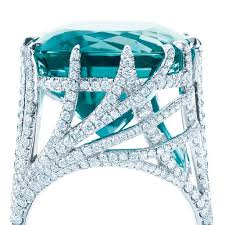 tiffany blue rings images Tiffany co screen gem tiffany peacock ring with jpg