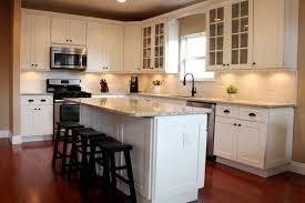 kitchen kitchen cabinet shaker style best refrigerator wooden