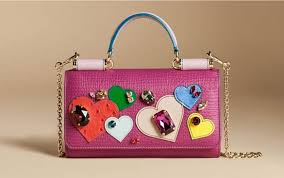 home theater u2013 carlton bale bag of the week u2013 dolce u0026 gabbana st valentine mini von bag