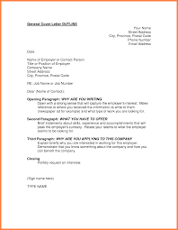 components of a good cover letter generic cover letter correspondence golden rules well written