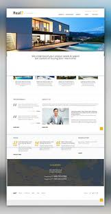 the 25 best real estate website templates ideas on pinterest