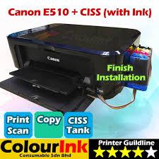 canon pixma ip2770 resetter youtube canon pixma e510 with ciss tank refiilable 3 in 1 inkjet printer