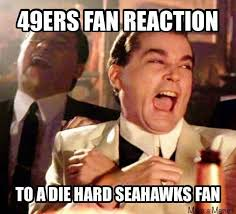 Seahawks Lose Meme - don t even mention the seahawks around me because i will walk away